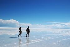 Uyuni Salt Lake - Potosi