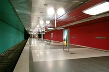 Wettersteinplatz Station