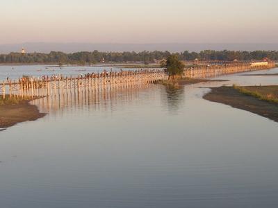 U  Bain Bridge Amarapura