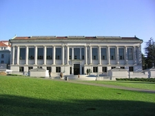 The North Side Of Doe Library