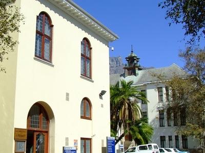 Hiddingh Hall Library On Hiddingh Campus