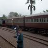 Umgeni Steam Railway Prior To Departure