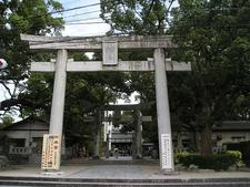 Umi Hachimangu Shrine