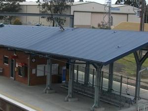 Unanderra Estação Ferroviária