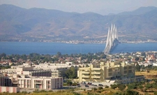 View Of University Of Patras