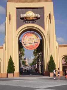 Universal Florida Entrance