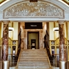 Foyer Of Westminster Campus On Regent Street