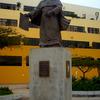 Monument Of Fray Tomas De San Martin