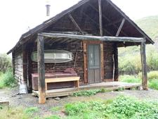 Upper East Fork Patrol Cabin