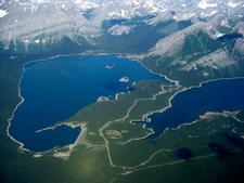 Upper Kananaskis Lake