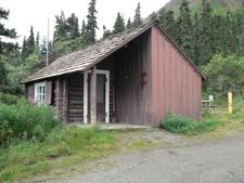 Upper Toklat Ranger Station