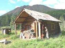 Upper Windy Creek Patrol Cabin