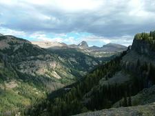 Upper Teton Canyon