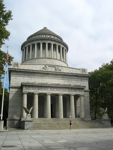 Grant's Tomb At West 122nd Street