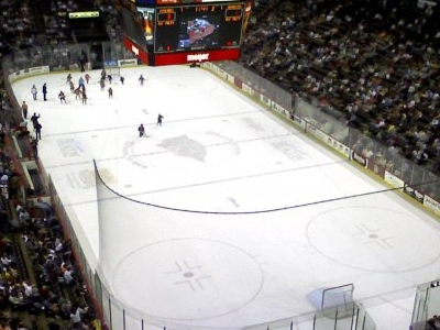 Kelly Cup Championship In Arena