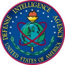 U S Defense Intelligence Agency Seal