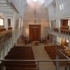 Interior Of Naval Academy Jewish Chapel