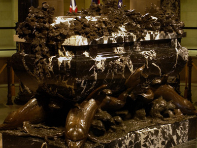 The Sarcophagus Of John Paul Jones