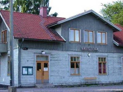Vadstena Station