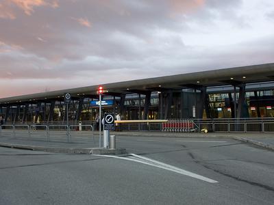 Vaernes Terminal Trondheim Airport