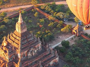 8 Days Yangon To Mandalay Fotos
