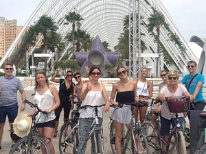 Valencia City Bike Tour Photos