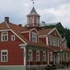 Valga Town Hall Built In 1865.