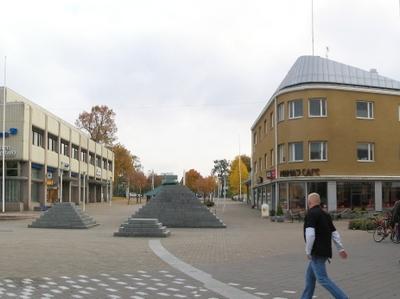 Downtown Valkeakoski