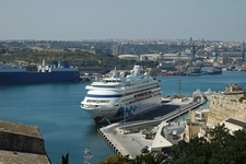 Valletta's Maritime Industrial Zone