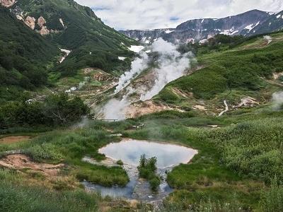 Valley Of Geysers - Kamchatka