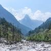 Valleys Along Manaslu Circuit Trek - Nepal Himalayas