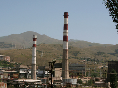 Chemical Industry In Vanadzor