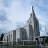 Vancouver Mormon Temple In Langley