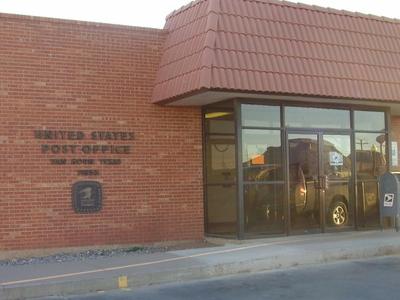 Van Horn Post Office