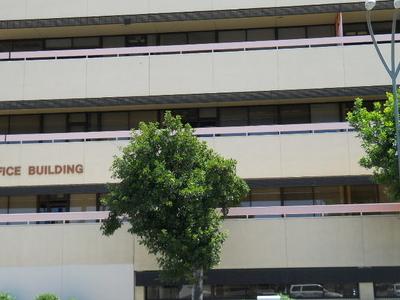 Van  Nuys  State  Office  Building