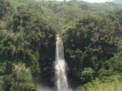 Vantawng Falls