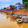 Varanasi Ghat - Ganges
