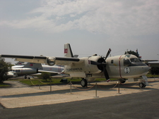 Various Aircraft In The Open-Air Museum