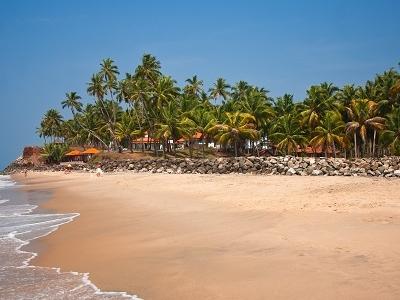Varkala Beach - Kerala