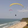 Varkala Beach Paragliding