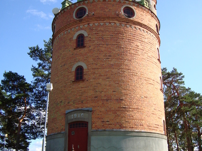 Water Tower Kungsor