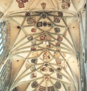 Vault Of St Barbara's Church