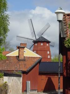 Old Mill In Strängnäs