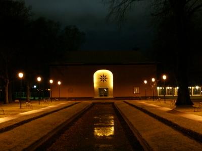 Värmland Museum By Night