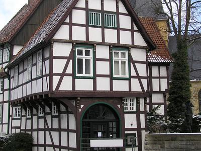 Veerhoffhaus Built