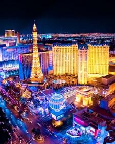 Vegas Strip - Las Vegas NV