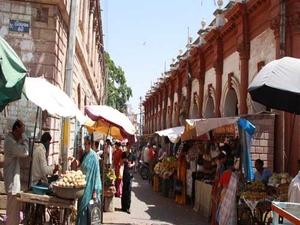 Mercado vegetal