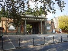 Velletri Ingresso Cimitero