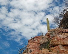 Ventana Canyon Near Tucson AZ