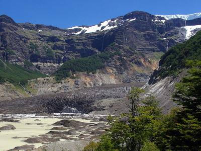 View Of Ventisquero Negro